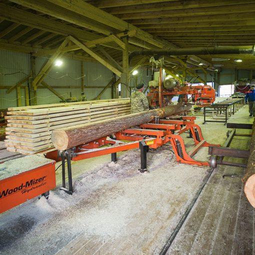 Лесное хозяйство и технология деревообрабатывающих производств