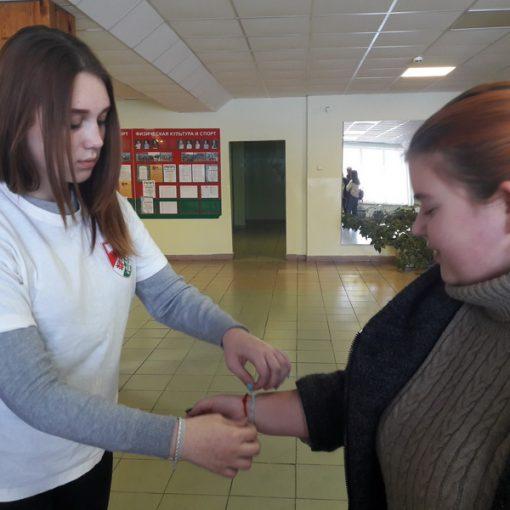 В колледже прошла акция «Мы за чистый воздух!», посвященная Международному дню отказа от курения.