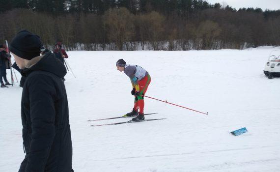 Третье место в областных соревнованиях по зимнему многоборью «Защитник Отечества»