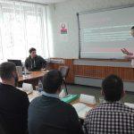 Сотрудничество с потенциальными работодателями в рамках проведения  олимпиады профессионального мастерства на отделении «Информационные системы и технологии»