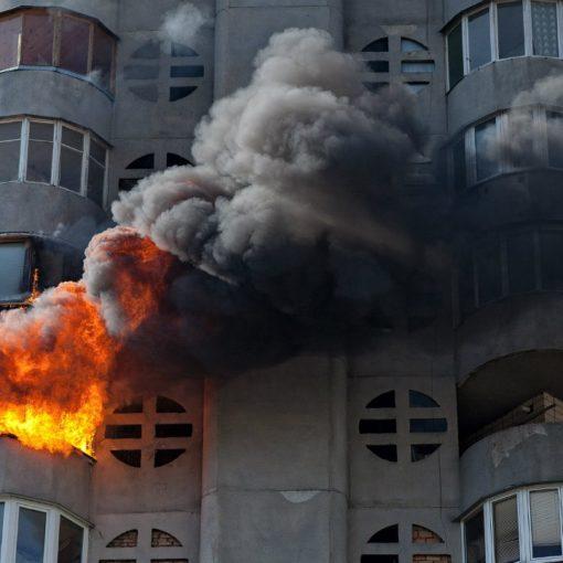 В городе Витебске участились случаи пожаров на балконах, причиной стали…