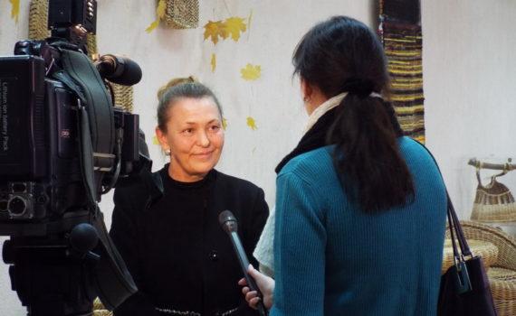 Выставка Жанны Орехво и её учеников «исТОКИ РЕМЕСЛА»