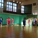 I место в областных соревнованиях по баскетболу среди девушек