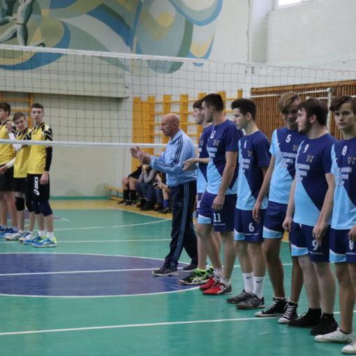 II Областная школьно-студенческая волейбольная лига среди девушек и юношей