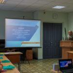 Заседание областного учебно-методического объединения заведующих библиотеками учреждений среднего специального образования