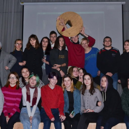 На отделении «Искусство и дизайн» подвели итоги конкурса  на лучшую учебную группу за 2018-2019 учебный год.