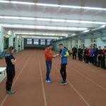 II место в областных соревнованиях по зимнему многоборью «Здоровье» среди юношей