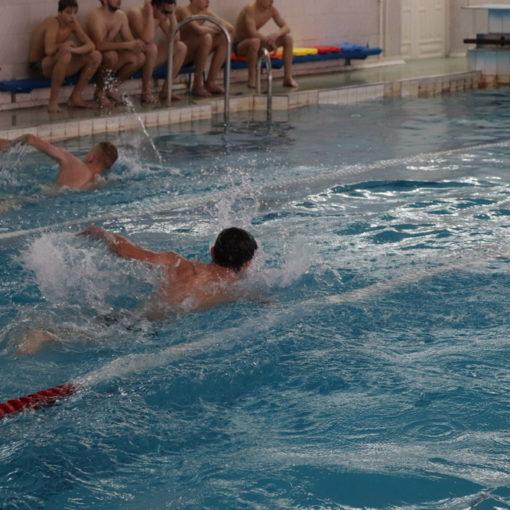 Городские соревнования по плаванию среди юношей, с которыми проводится ИПР