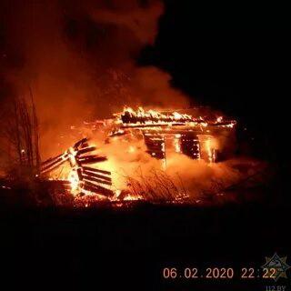 В Витебске на пожарах погибли 5 человек