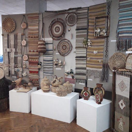 Выставка инновационного, технического и декоративно-прикладного творчества