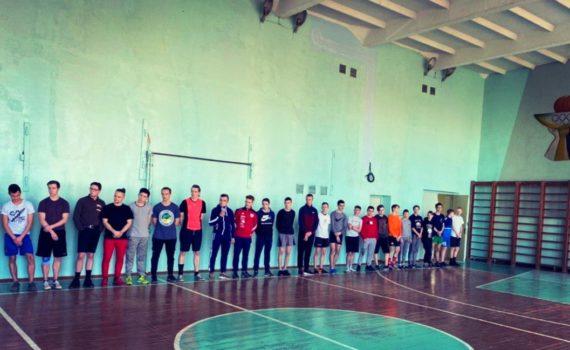 Участие в соревнованиях «Вместе мы сила!»