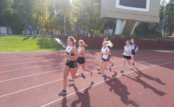 I место в областных соревнованиях по летнему многоборью «Здоровье» среди девушек
