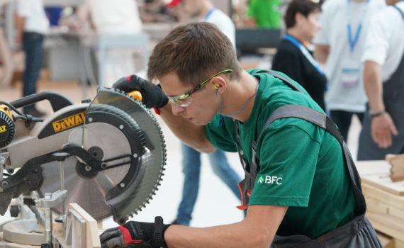 IV Республиканскй конкурс WorldSkills Belarus 2020