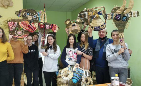 Отделение «Искусство и дизайн» приобщает к искусству