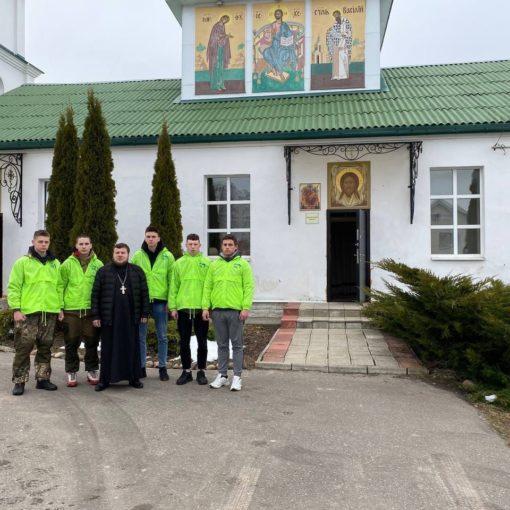 Благотворительная акция «Восстановление святынь Беларуси. Нас объединяет история и вера»