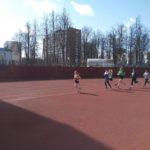 II место в областных соревнованиях по летнему многоборью «Здоровье» среди девушек