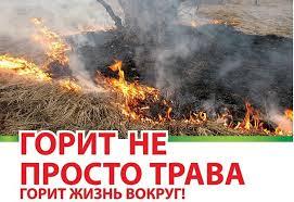 Весенние пожары