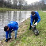 Акция «Чистый водоём»