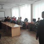 Встреча с представителями учреждения образования  «Белорусский национальный технический университет»