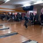 Победа в районных соревнованиях по боулингу «Ударная сила»