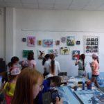 В гостях на отделении «Искусство и дизайн»
