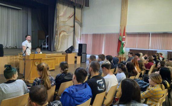 Открытый диалог «Их именами названы студенческие отряды»