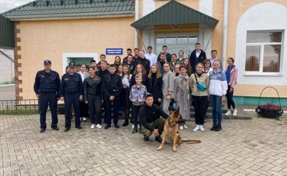 Участие в открытом диалоге «Молодежь Беларуси Образование. Развитие. Перспективы»